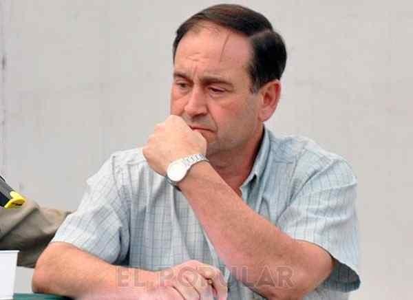 Asume el nuevo director ejecutivo de la Región Sanitaria IX Dr. Carlos Clavero