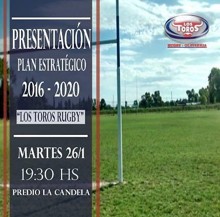 Propuesta de Los Toros Rugby