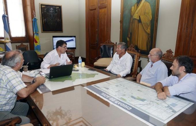 Azul refrendó el Convenio Marco de Residencias  con la UNICEN