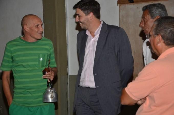 Galli confirmó la realización de los Corsos en Loma Negra