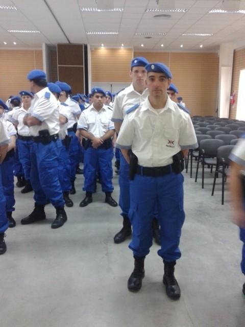 Eduardo Simón: Policia local y Seguridad