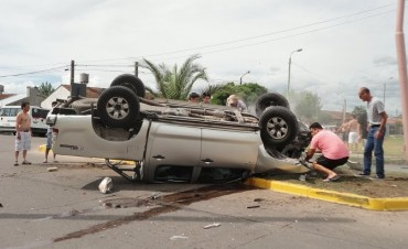 Piden la colaboración de testigos del accidente del sábado