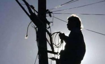 Sin luz este martes en algunos sectores
