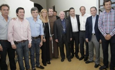"""Bucca: """"Los alcaldes ya no nos ocupamos sólo de Alumbrado, Barrido y Limpieza"""""""