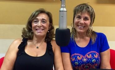 La Ingeniera Marcela Lagleyze en charla íntima