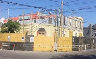 Edificio Cereseto: en 15 días estaría liberado el vallado