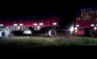 Se detectó un camión con más de 16 mil kilos de sobrecarga