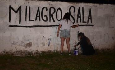 El FpV de la séptima sección pide la liberación de Milagro Sala