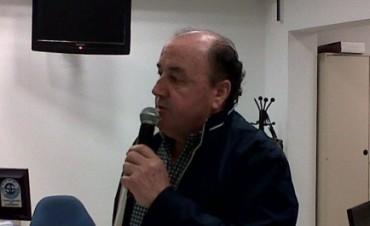 """Santellán: """"No hemos tenido un solo despido en Olavarría"""""""