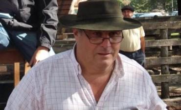 En Regional Agropecuario habló este viernes, Ricardo Alvarez