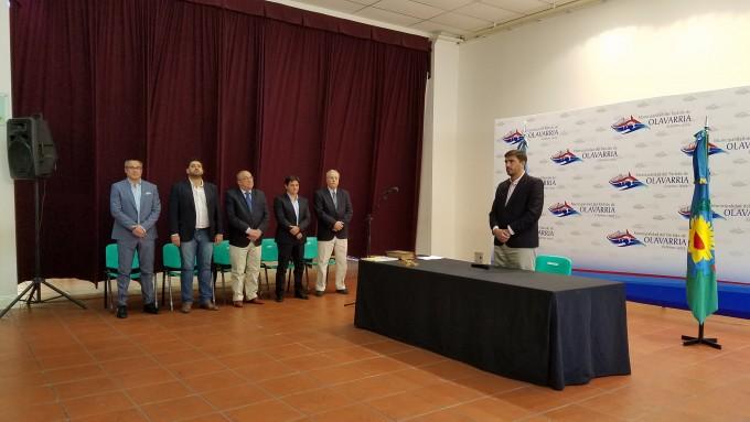 Juraron los nuevos Secretarios del Gabinete Municipal