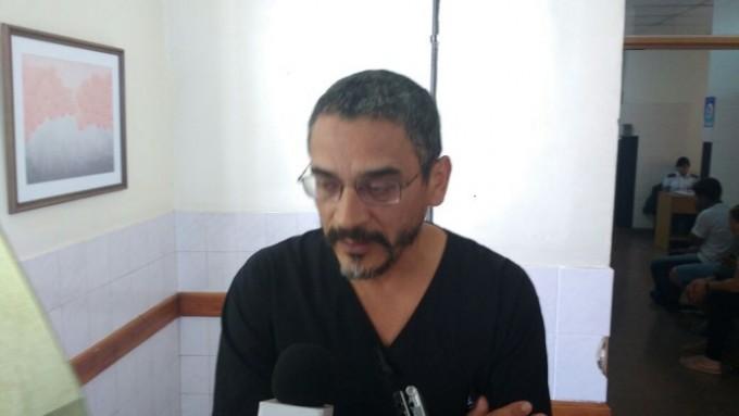 Los médicos del Hospital aceptaron de manera transitoria la propuesta del municipio