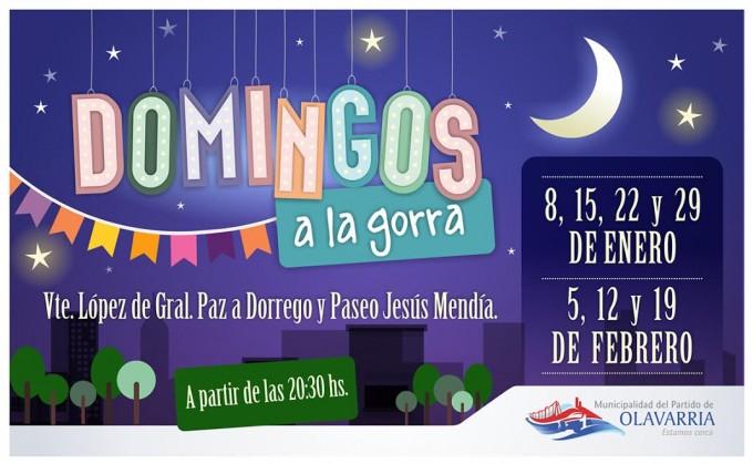 """Nuevas propuestas en el """"Domingo a la gorra"""""""