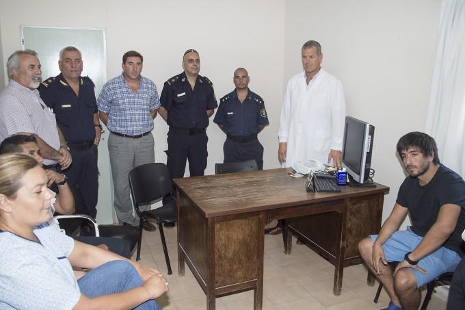 Azul: el Hospital Municipal contará con seguridad policial las 24 horas