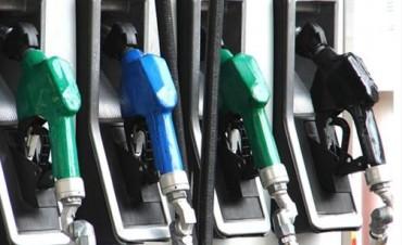 Entre lunes y martes se aplicará la suba del 8% en combustibles