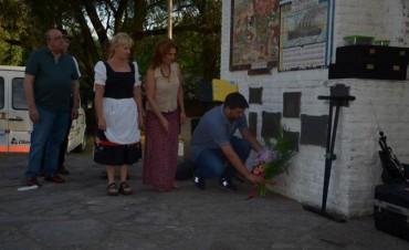 El intendente Galli participó del 139° aniversario de Colonia Hinojo