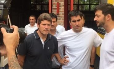 Legisladores bonaerenses recorrieron Pinamar