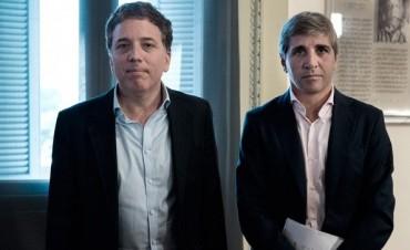 Macri tomó juramento a los nuevos Ministros