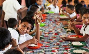 Se confirmo, Municipios administraran fondos de los comedores escolares
