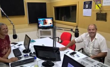 En Regional Agropecuario, el entrevistado Raúl Monferrer