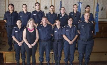 Azul: encuentro de sedes regionales de la Comisaría de la Mujer