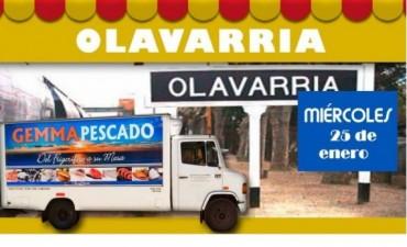 Llega el Camión  de Gemma Pescados directo de Mar del Plata