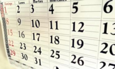 Oficial: Además de año nuevo y navidad, quedan fijos los feriados del Día del Trabajador; 25 de mayo; 9 de Julio y 8 de diciembre