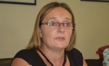 Gabriela D´Elía: 'Lo sorprendente del veto, es que dejó el punto de aumento, pero no crea el fondo'