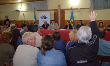 Dos Gabinetes Itinerantes en barrio San Vicente