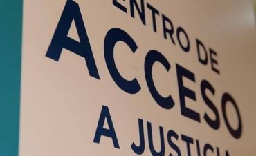 Intensa actividad del Centro de Acceso a la Justicia de Olavarría