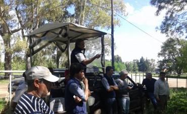 Arturo Miranda anunció en Regional Agropecuario el próximo remate