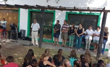 """Alvear: cierre del programa """"Escuelas Abiertas de Verano"""""""