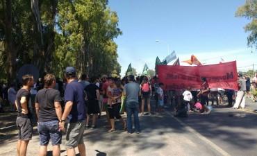 Fanazul: nuevo corte en la Ruta 3 por posible caída del encuentro en Buenos Aires