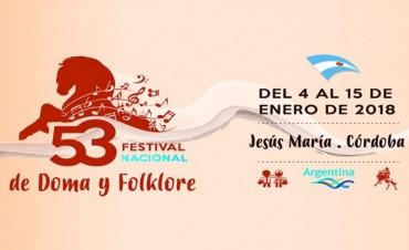 Se larga hoy el Festival de Doma y Folclore de Jesús María