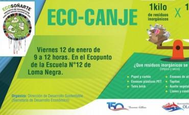 El Eco Canje llega a las localidades
