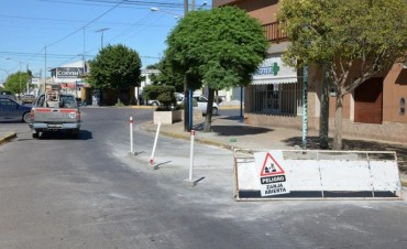 Obras para lograr un tránsito más seguro