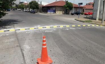 Atención: nuevo reductor en Rivadavia y Torres