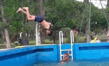 Gral. Alvear:Torneo de Saltos Ornamentales