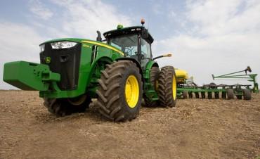 Realizan el Tractor Tour en Olavarría