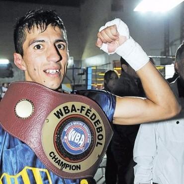Roberto Luis Mato ante su pelea mas importante