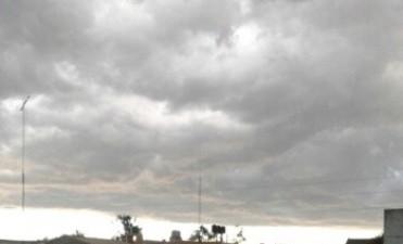 La tormenta en Olavarría
