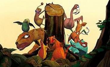 """""""Cuentos de la Selva"""" la peli del domingo de las Tardecitas Culturales"""