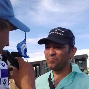 Pesca: Radio Olavarría en ' Las 7 horas de la pieza mayor'
