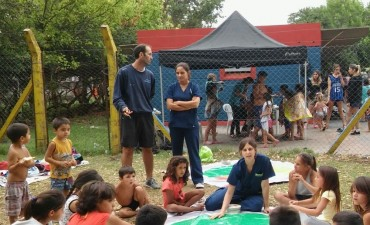 Programas municipales de verano: prevención y promoción de la salud