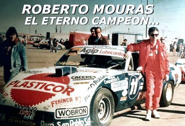 """El Toro"" Roberto Mouras tendrá su documental"