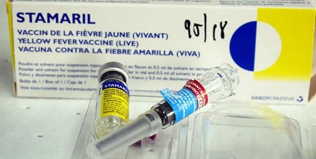 Fiebre amarilla: 'hay vacunas suficientes para todos'