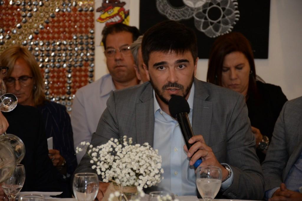 El Intendente participó de la Comisión Especial Bicameral del Régimen Electoral