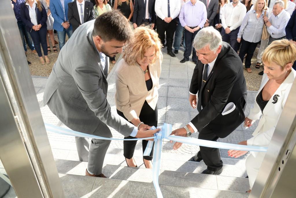 Banco Nación abrió en Olavarría un Centro de Atención Nación Empresas