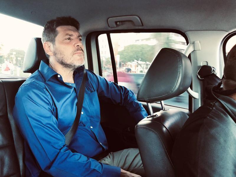 Uber en la Provincia: 'La ausencia de reglamentación da lugar a controversias'