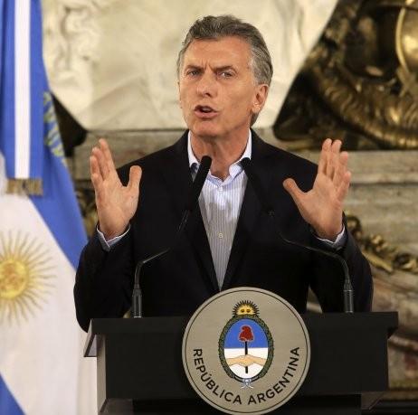 """""""El que las hace las paga en la Argentina de hoy"""""""